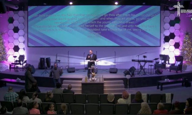 Texas Man Arrested for 'Where's The Shooter' Comment During Live Church Feed