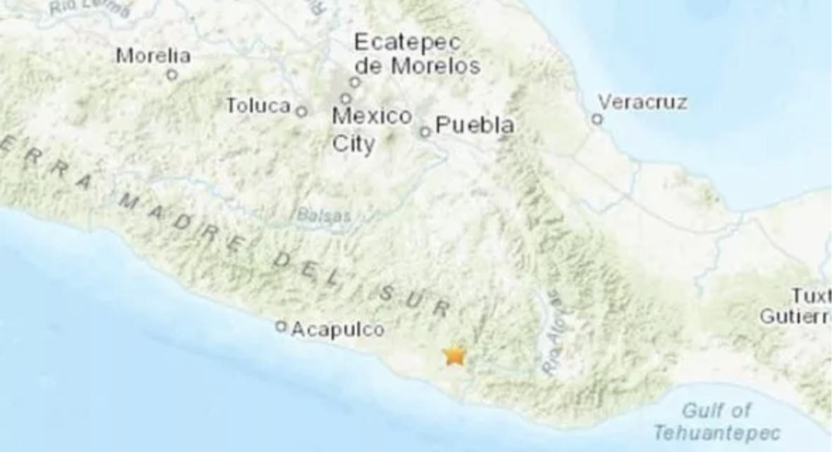 5.2 magnitude earthquake rocks Mexico