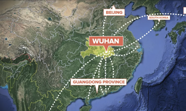 """Nations on edge as """"China Virus"""" continues to spread"""