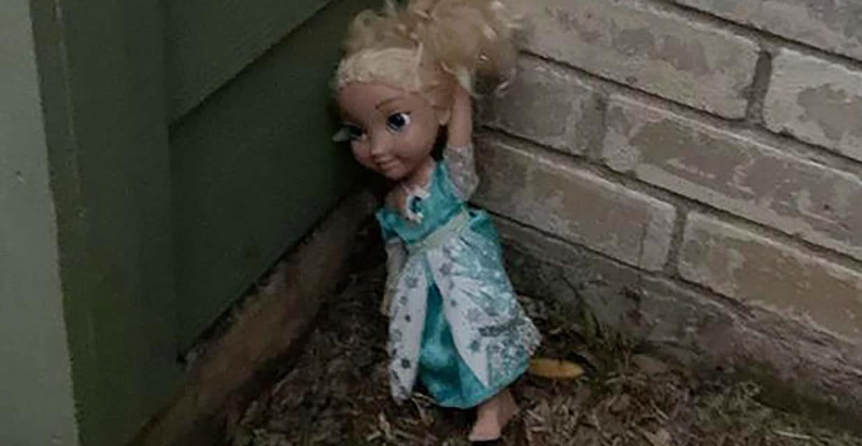 Family claims they can't get rid of 'haunted' Elsa doll