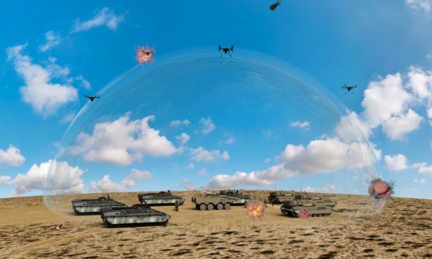 Israel Reveals Breakthrough Laser Technology to Intercept Missiles