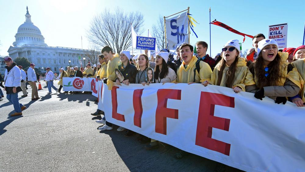 Trump to Speak at March for Life Friday, First US President in History To Do So