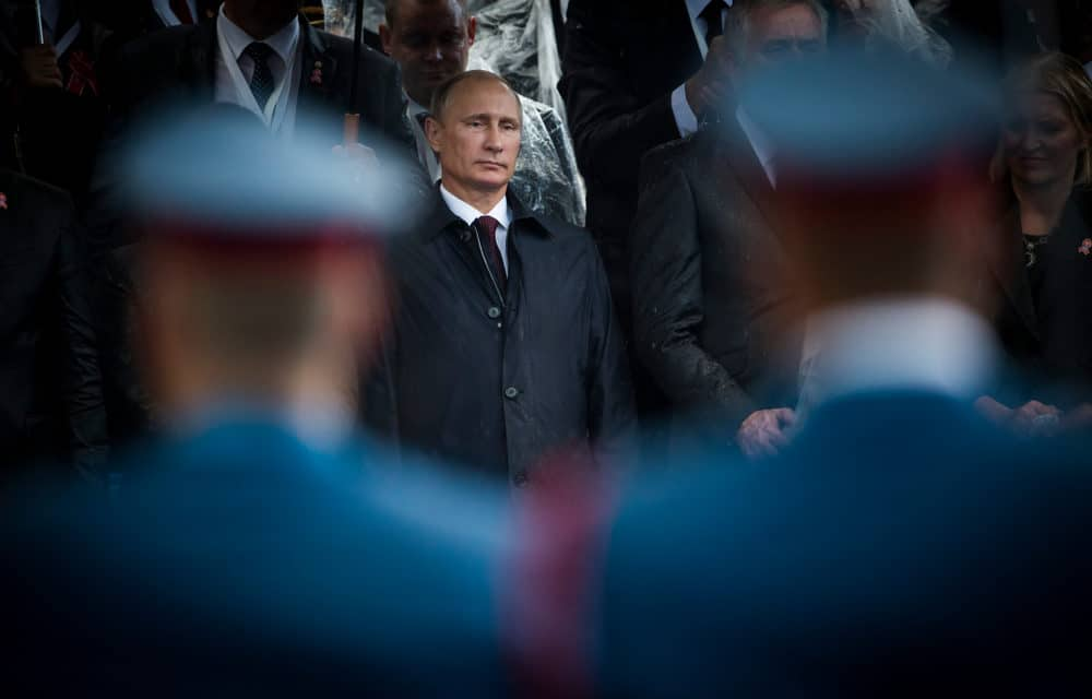 Entire Russian government resigns after President Putin proposes changes to the constitution