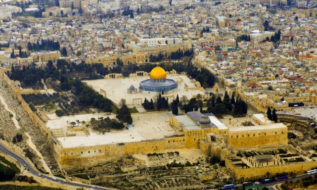 """Palestinian expert claims Israel is """"Building the Third Temple Under the Aqsa Mosque"""""""