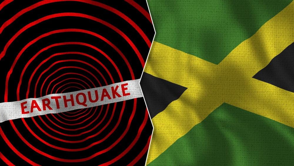 Monster 7.7 magnitude earthquake has rocked Jamaica, Tsunami warning issued