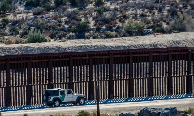 Officials on Alert of 'Suspected Suicide Bomber' at US-Mexico Border