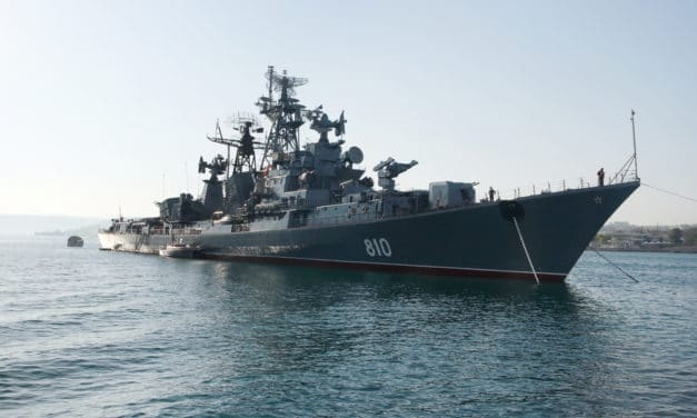 Russian warship 'aggressively approached' US destroyer in Arabian Sea…