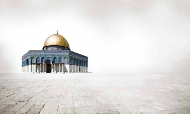 "Al-Aqsa mosque preacher warns Jerusalem will soon be ""capital of global caliphate"""