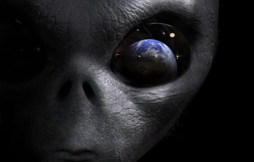 First British astronaut claims Aliens exist and could already be on earth