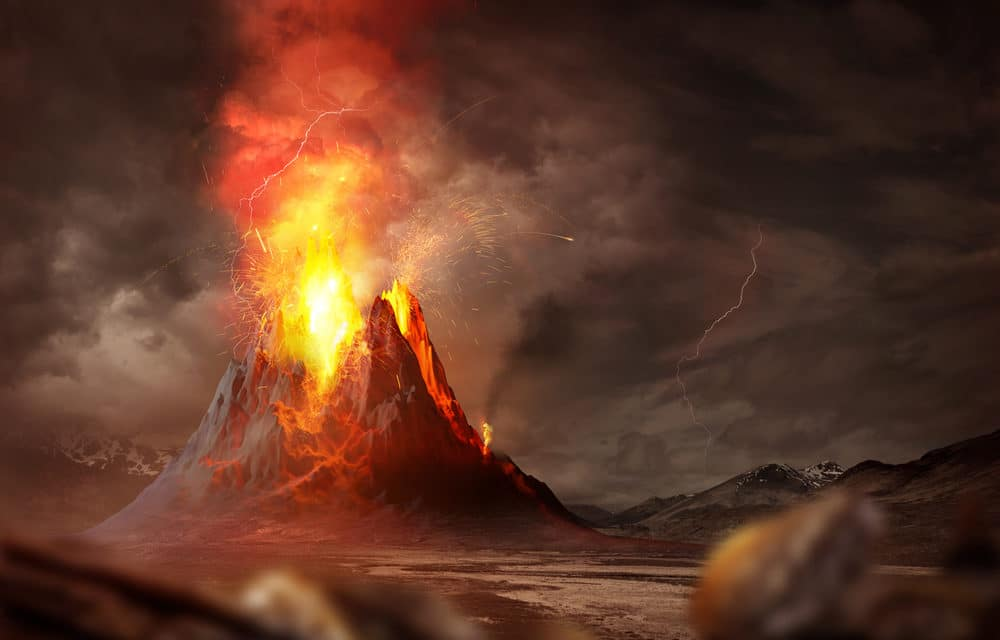 PROPHECY WATCH: Extinct volcanoes are coming back to life