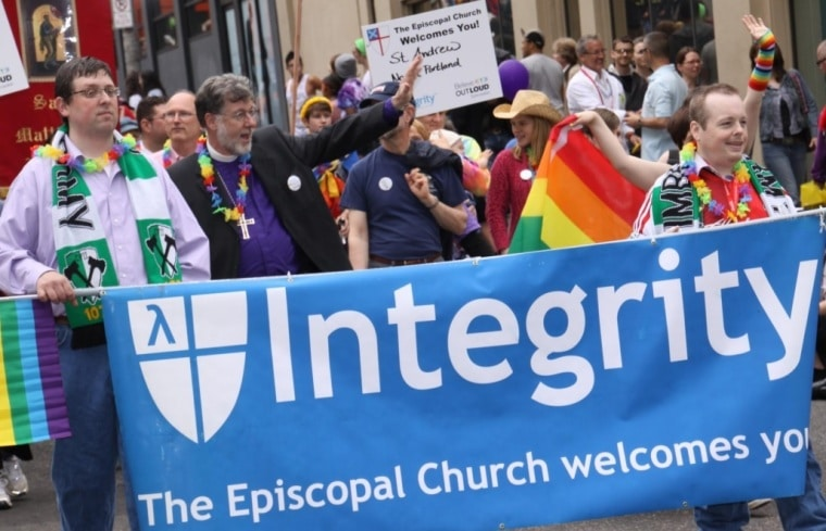 Number of Mainline Protestant pastors supporting same-sex marriage on the rise