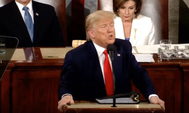 'In America, We Don't Punish Prayer': President Trump's Vigorous Defense of Religious Liberty During the State of the Union Speech