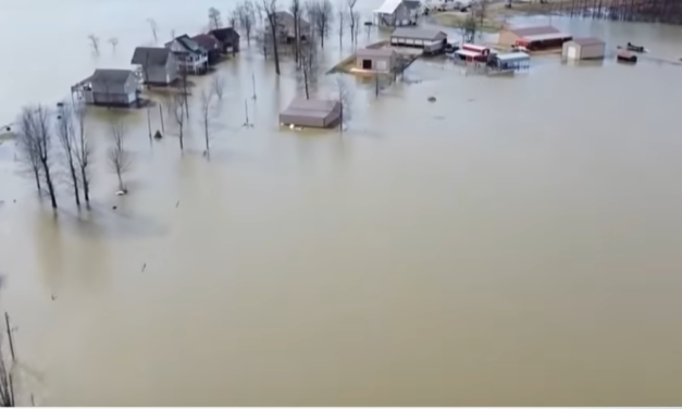 Nearly 3 million in Mississippi still remain under state of emergency from historical flooding