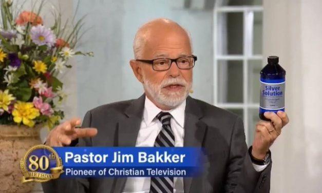 """Jim Bakker under fire for allegedly selling fake """"coronavirus cures"""""""
