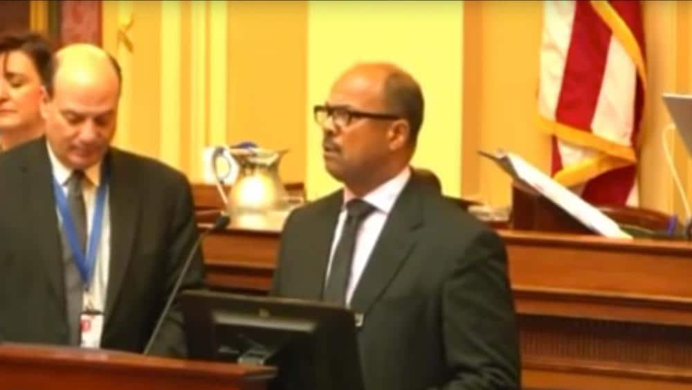 VA Lawmakers turn back on pastor Pastor and walk out during prayer warning over Abortion and Gay Marriage