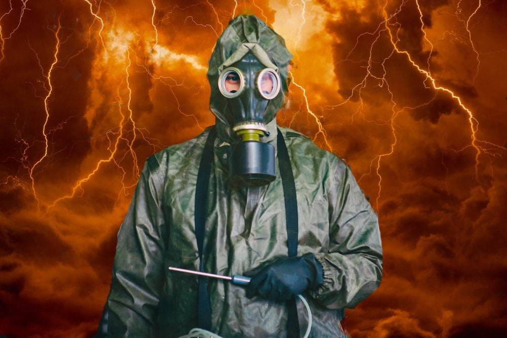 "Coronavirus Outbreak and African Locust Plague Spark ""Biblical Apocalypse"" Fears"