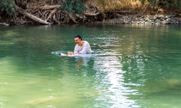 North Korean Christian Woman Risks Everything to Be Baptized