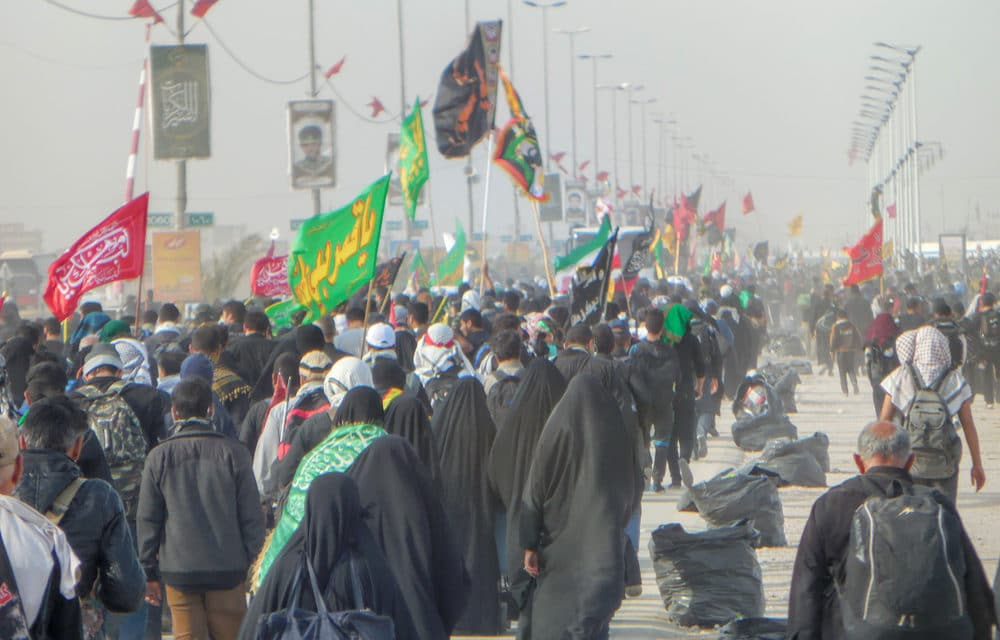 Arabs are planning a 'million-man march' against Israel