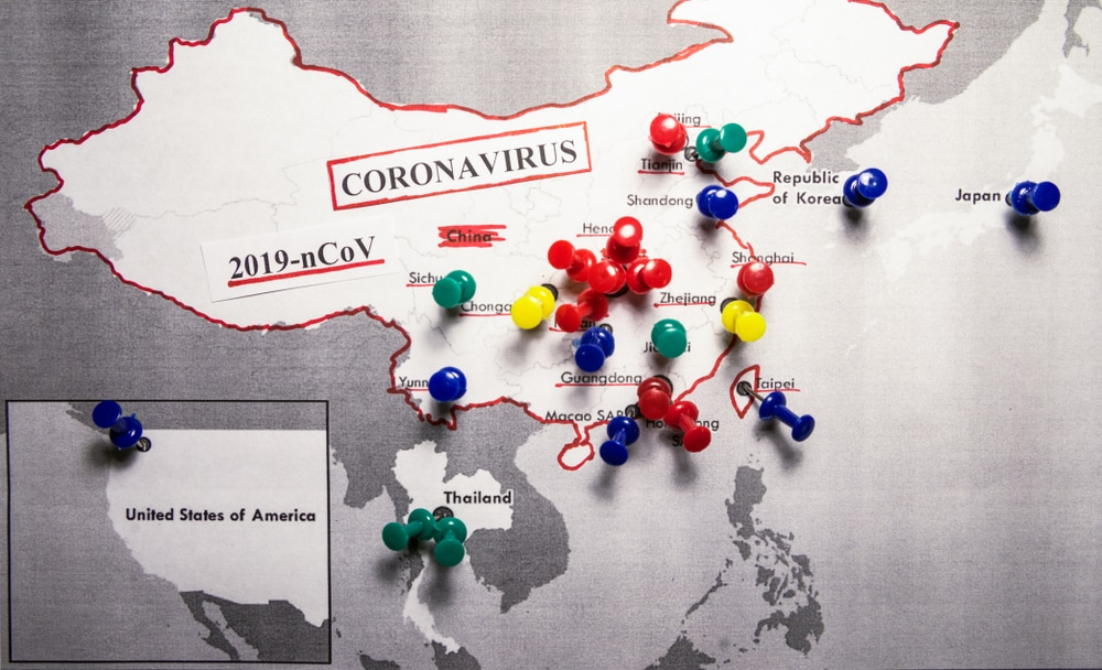 China is now reporting 5,000 new coronavirus cases, Can be spread by people with no symptoms