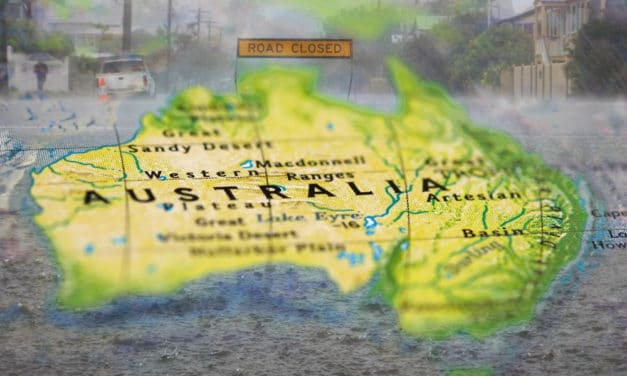 Australia Hammered By Storm From Hell – 2 Months of Rain in 48 Hours – 10k Evacuated