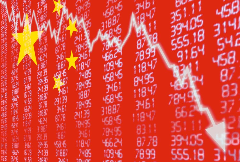 World Markets in Panic Mode Over Coronavirus as Dow Plunges -1000