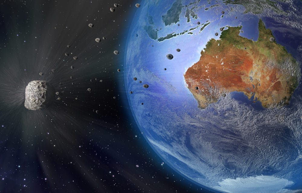 NASA warns of 'potentially hazardous' asteroid buzzing by this Weekend