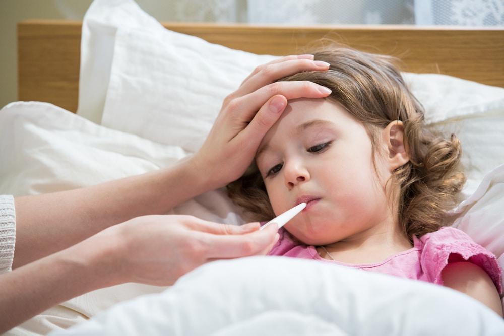 US Experiencing Worst Flu Season For Children In Past Ten Years