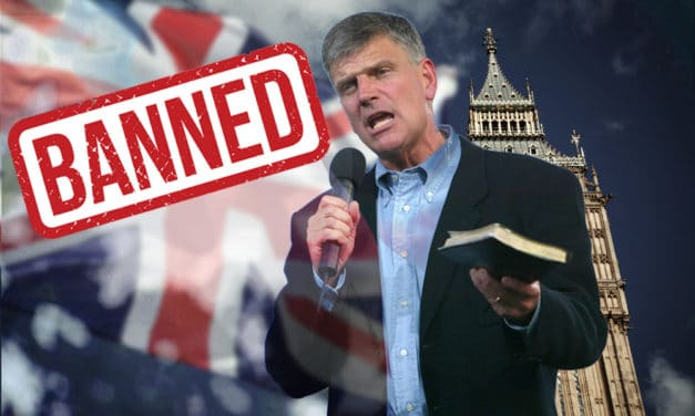 The Ramifications of Franklin Graham Being Banned from the United Kingdom