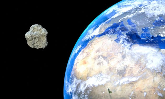 We just experienced one of the closest asteroid passes by Earth ever seen