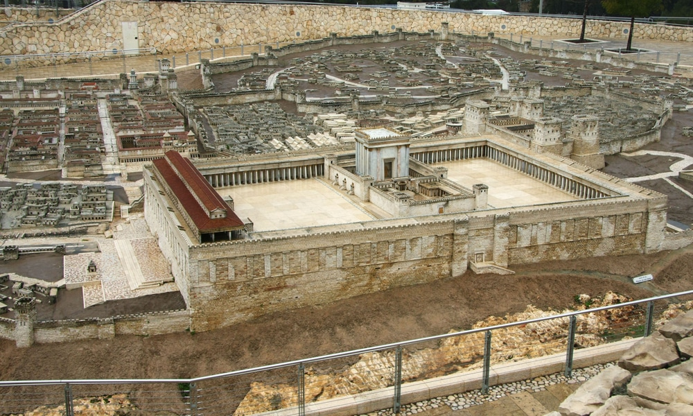 The push for a Third Temple in Jerusalem is gaining momentum