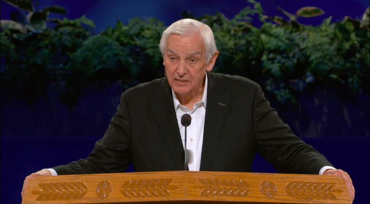 "Pastor David Jeremiah answers ""Is Coronavirus in Bible Prophecy?"