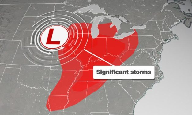 70 million under severe weather threat including tornadoes and hail