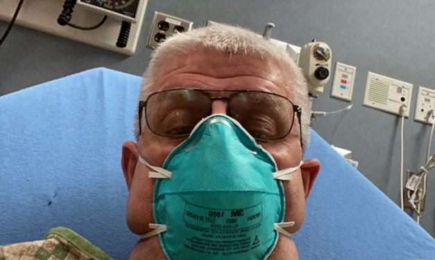 Local pastor admitted to hospital, put in isolation; wife 'taking turn for worse,'