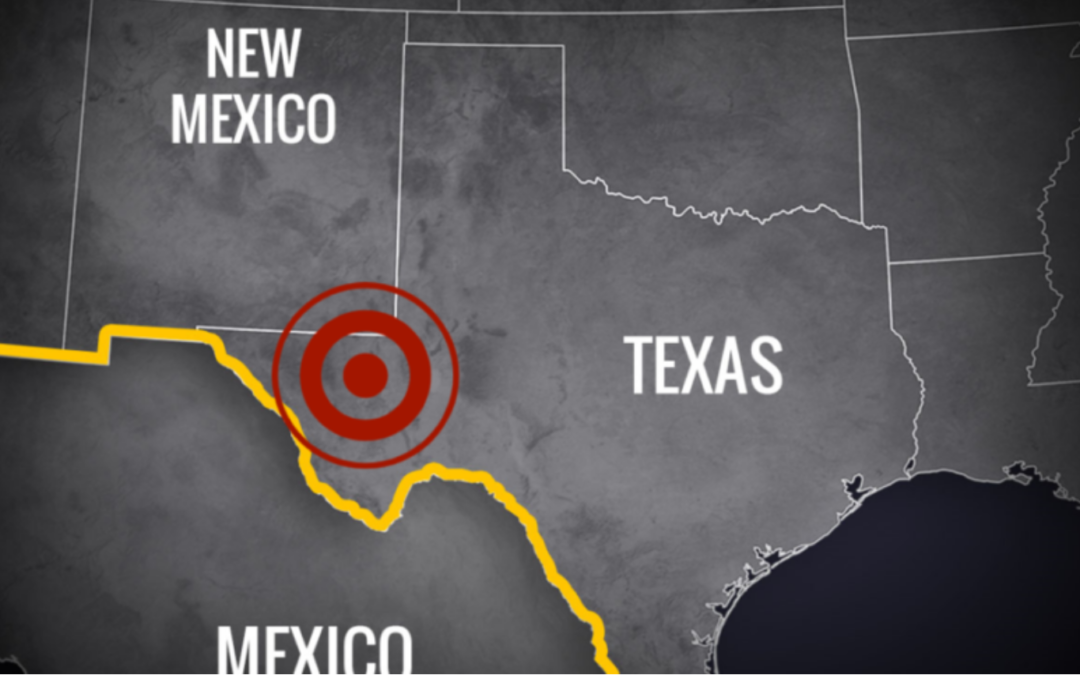 Magnitude 5.0 earthquake rattles West Texas and El Paso region