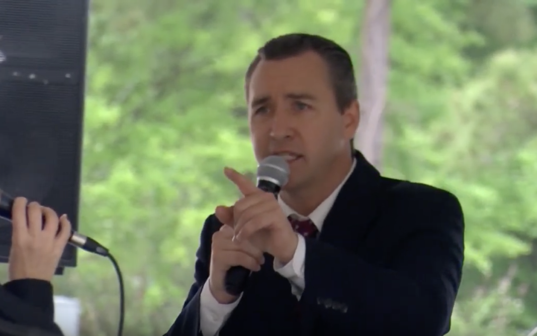 Pastor of Louisiana church charged, accused of disobeying governor's order