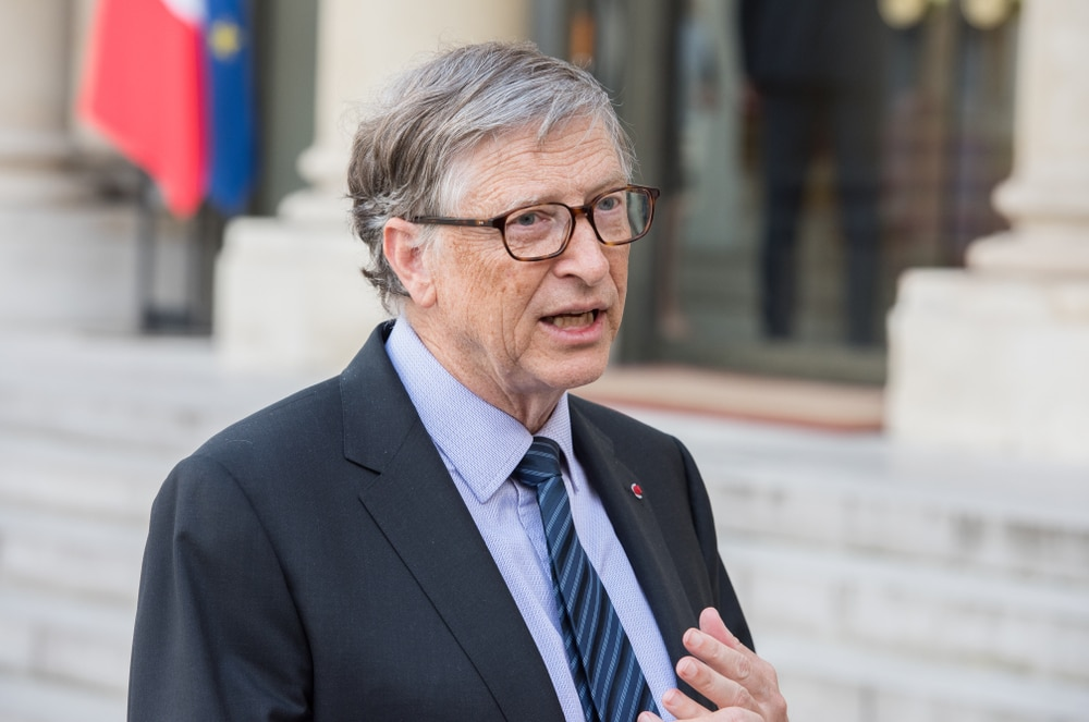 Bill Gates warns Lockdown could last 10 weeks and should be 'Nationwide'