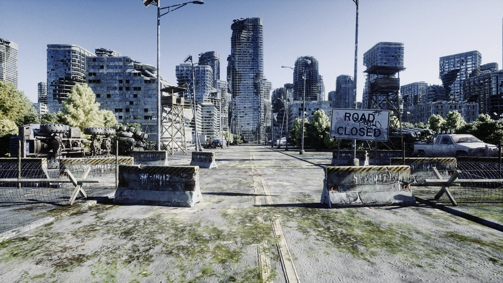 Perry Stone saw empty cities in America in a vision 15 years ago