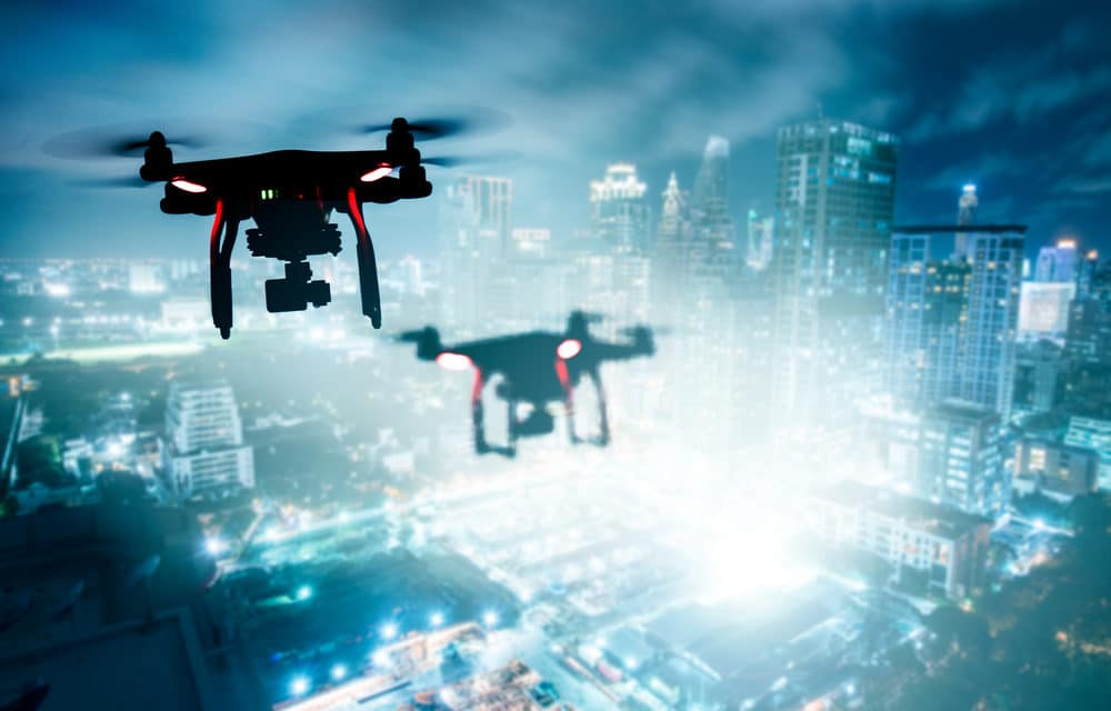 Police to use drones to enforce lockdown in California