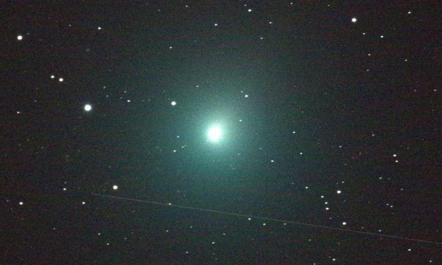 Comet ATLAS continues to get brighter as it approaches earth