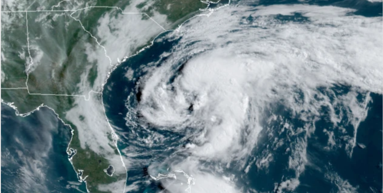 Scientists warn hurricanes are indeed getting stronger