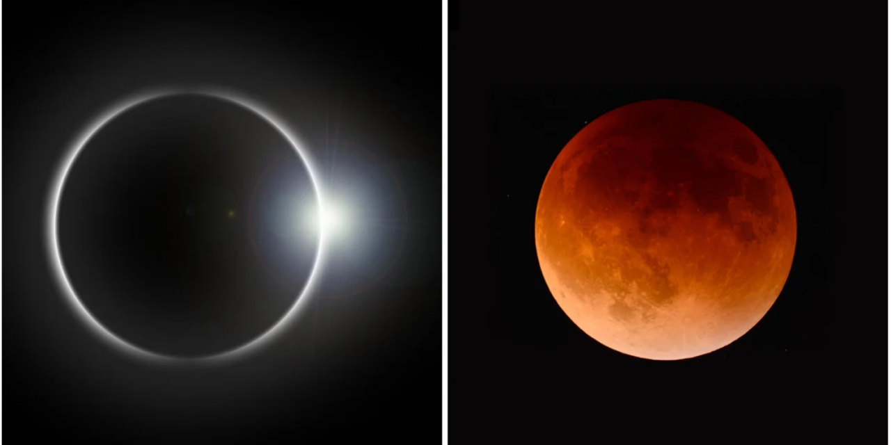 There Will Be Both A Solar and Lunar Eclipse In June
