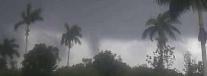 Eastern Cuba struck by tornado and swarm of quakes in single day