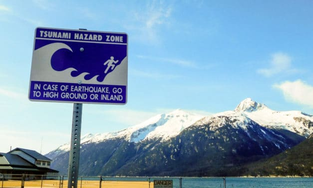 Scientists Warn of Alaska Tsunami Threat That Could Happen At Anytime