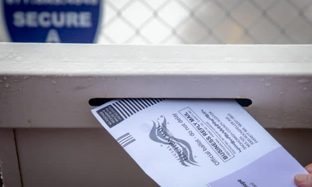 California Gov. Newsom orders statewide vote-by-mail for November citing coronavirus fears