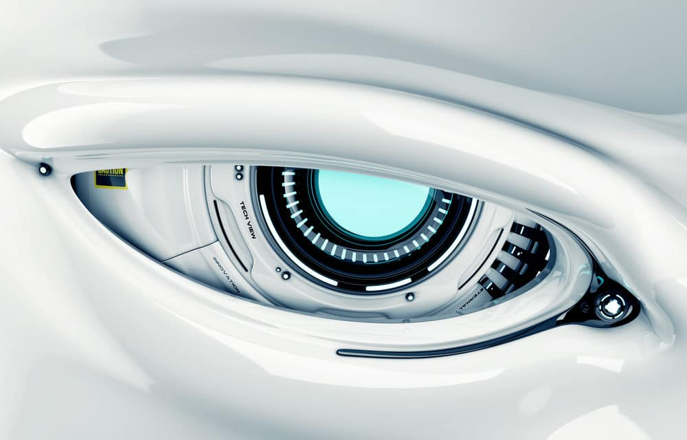 Scientists develop artificial eye that could provide vision for humanoid robots