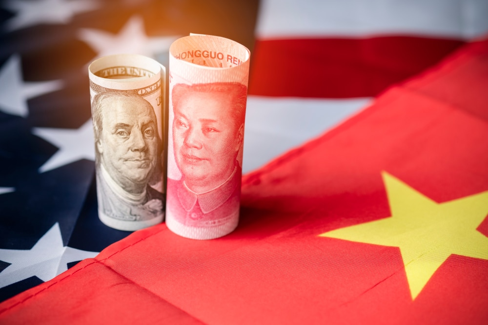 China to launch digital yuan next year to compete with US currency