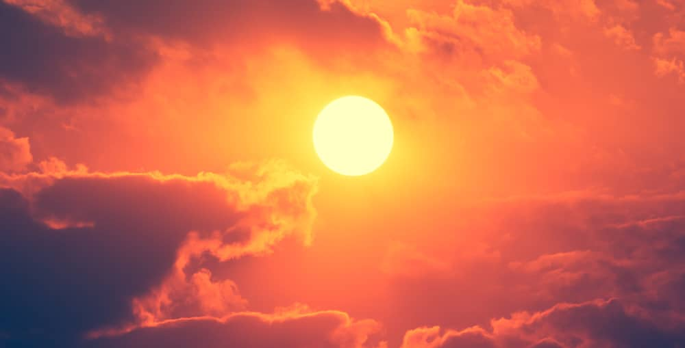 Sun enters 'lockdown' period, which could cause freezing weather and famine