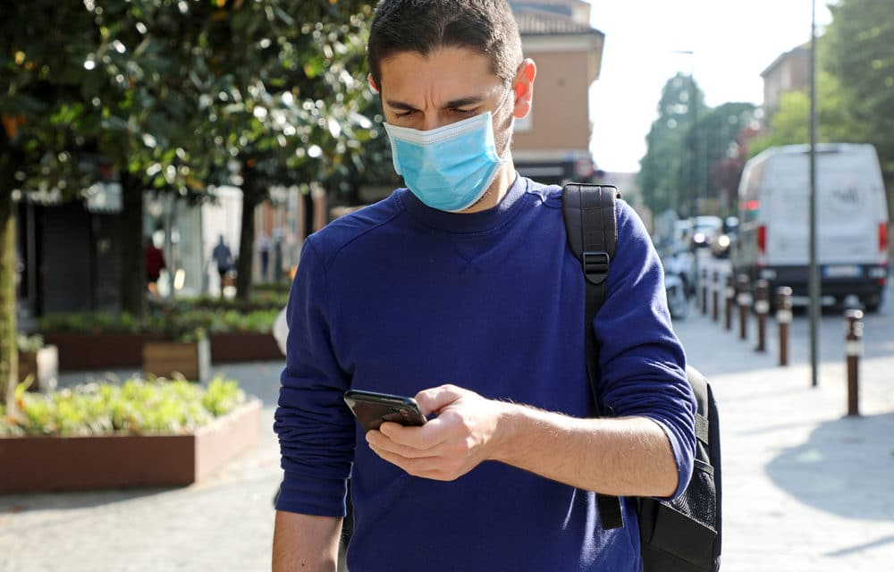 Coronavirus Monitoring Bracelets Flood the Market, Ready to Snitch on People Who Don't Distance
