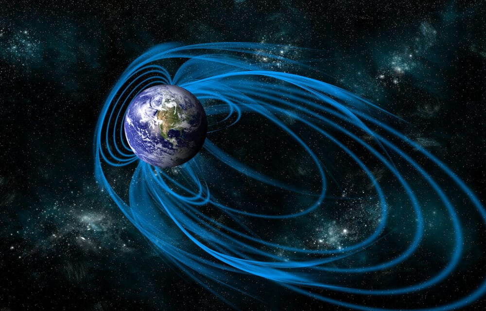 Scientists are trying to figure out why Earth's magnetic field is weakening