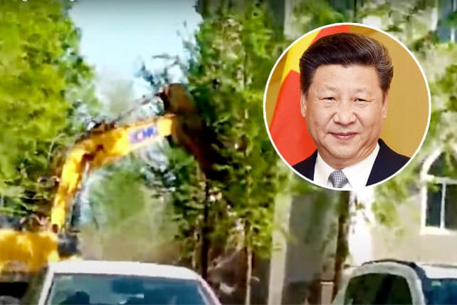 Not Even State-Approved Churches Are Safe in China Now